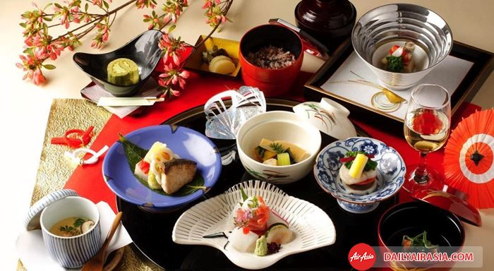 Say mê hương vị ẩm thực truyền thống Nhật Bản