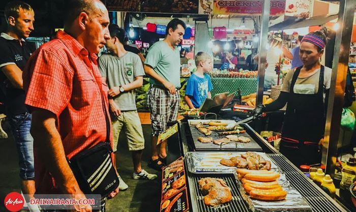 Phuket - Thiên đường ẩm thực Thái Lan