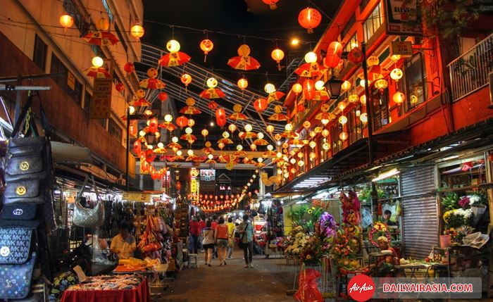 Khu phố Tàu tại Malaysia