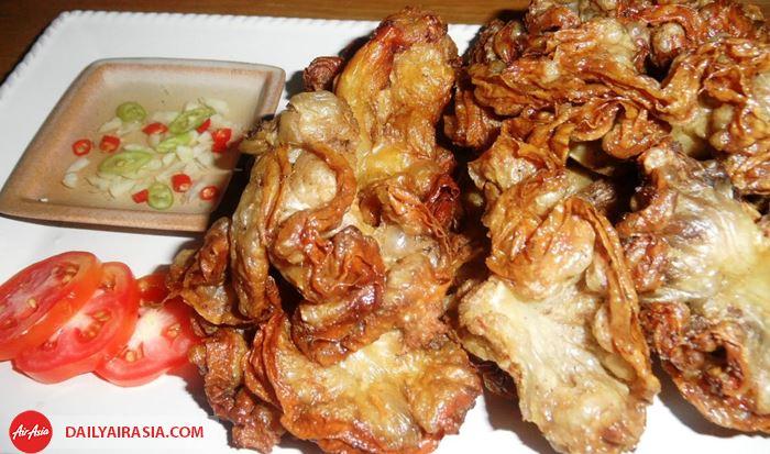 Món tsitsaron ăn vặt nổi tiếng