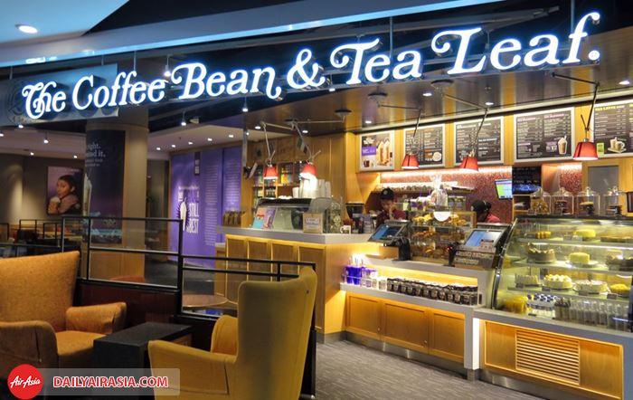 Dịch vụ ăn uống tại sân bay Kuala Lumpur