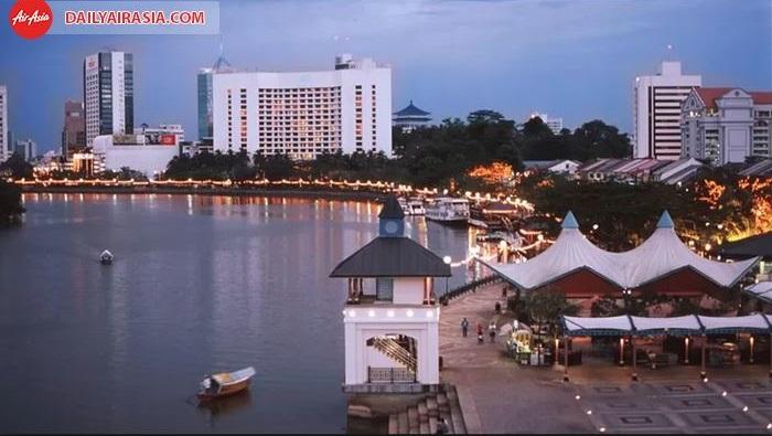 Điểm đến đẹp ở Kuching