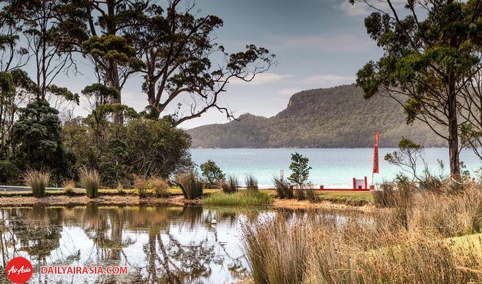 Vẻ đẹp hoang sơ cuốn hút ở Tasmania