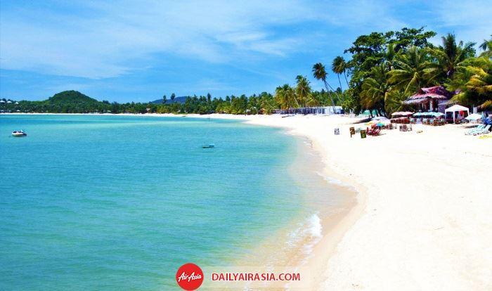Bãi biển Koh Samet mộng mơ