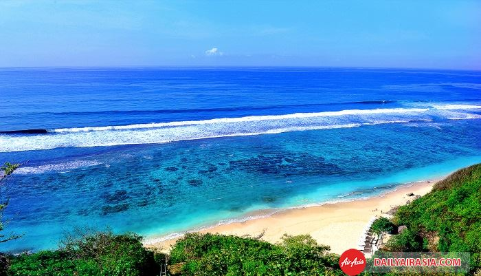 Hút hồn với bãi biển tuyệt đẹp tại Bali