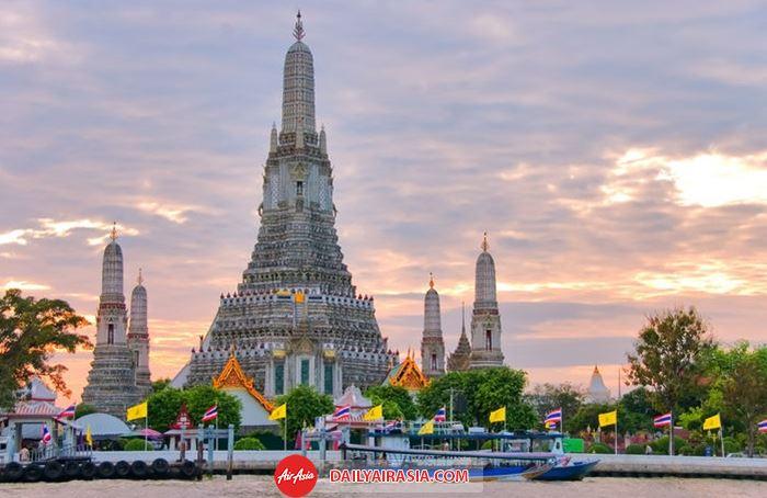 Nét đẹp bình dị ở thủ đô Bangkok