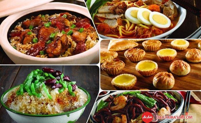 Nếm thử các món ngon ở Kuala Lumpur