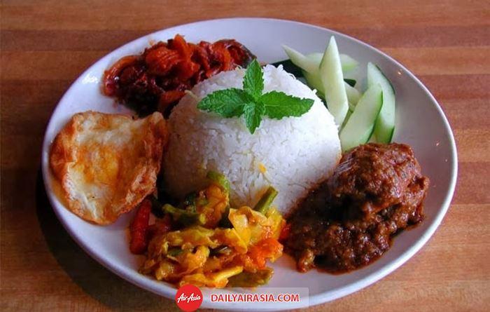 Nếm thử món ngon ở Malaysia