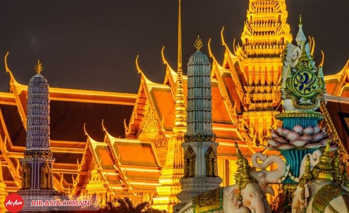 Vẻ đẹp chùa Phật Ngọc