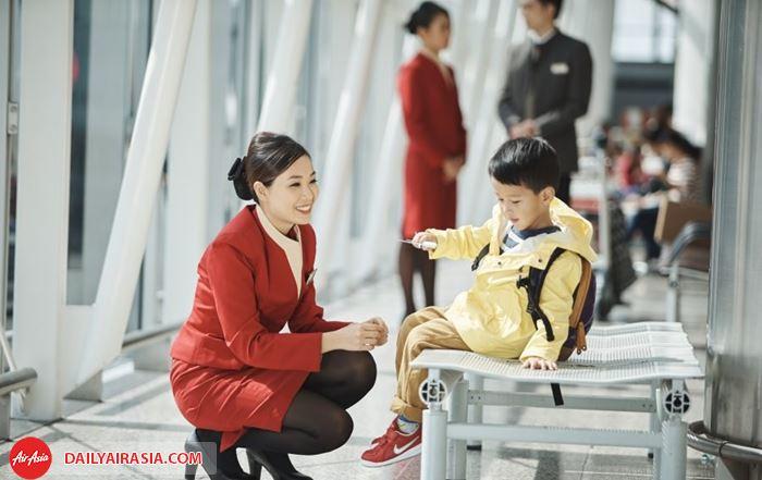 Quy định hành khách đặc biệt của Air Asia