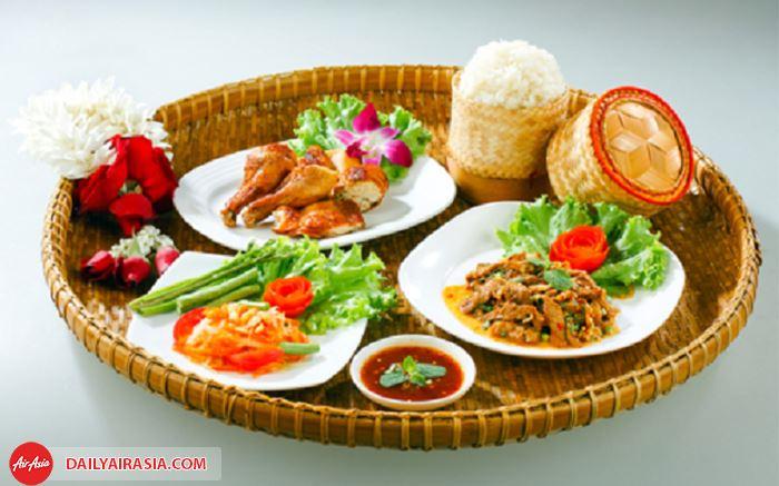 Ẩm thực Thái Lan khá đa dạng