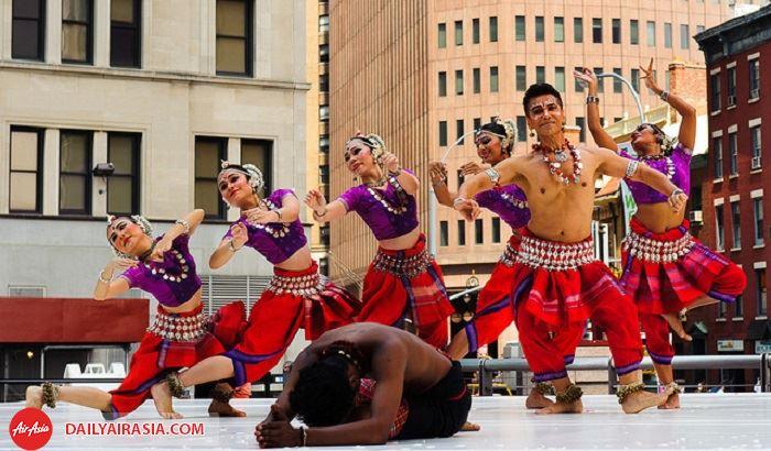 Những lễ hội đặc sắc ở malaysia