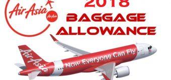 Những điều cần biết về quy định hành lý ký gửi Air Asia 2018