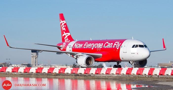 Air Asia là hãng hàng không giá rẻ tốt nhất thế giới