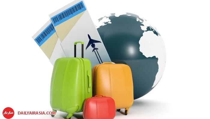 quy định hành lý ký gửi Air Asia