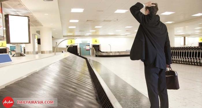 hành lý bị thất lạc