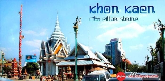 Du lịch Khon Kaen 2018