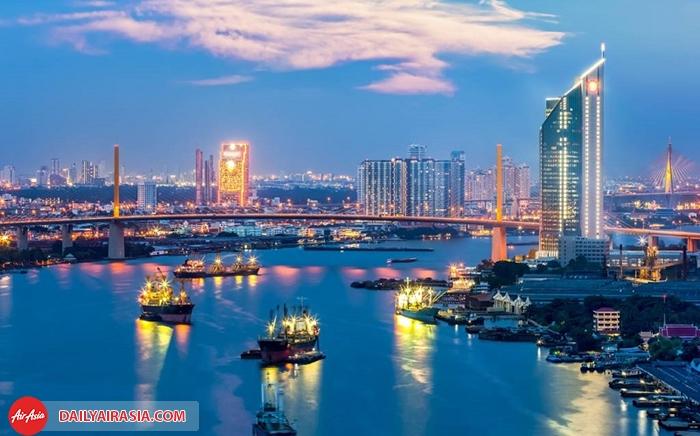 Lựa chọn thời điểm du lịch Bangkok Thái Lan