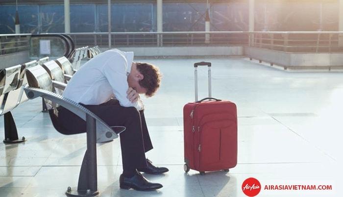 Hành lý Air Asia bị thất lạc