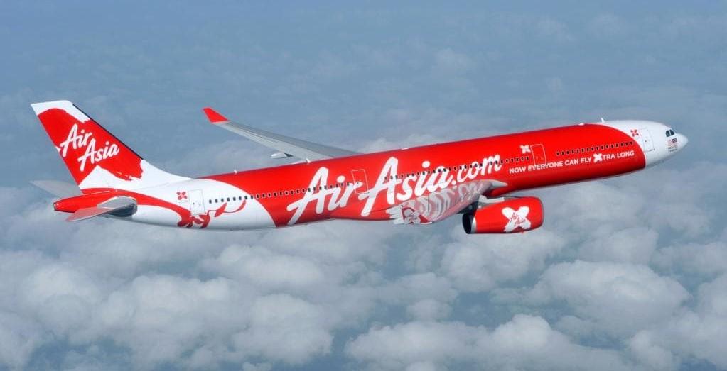 Hãng hàng không Air Asia  giảm giá SHOCK