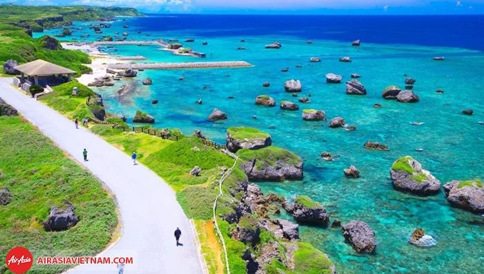 Ghé thăm quần đảo thiên đường Okinawa – Nhật Bản