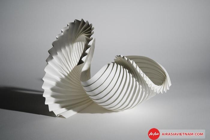 Khám phá nghệ thuật gấp giấy Origami đẳng cấp của người Nhật