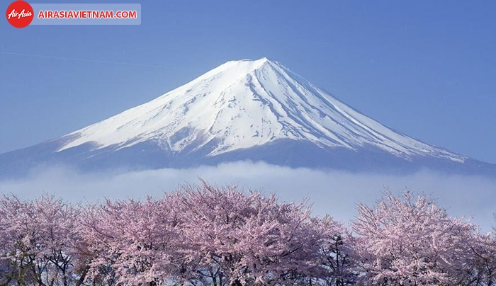 Tham quan núi Phú Sĩ – biểu tượng của đất nước Nhật Bản