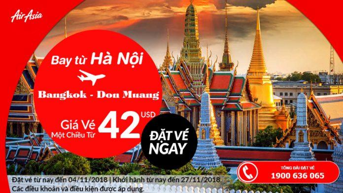 Siêu khuyến mãi của Air Asia