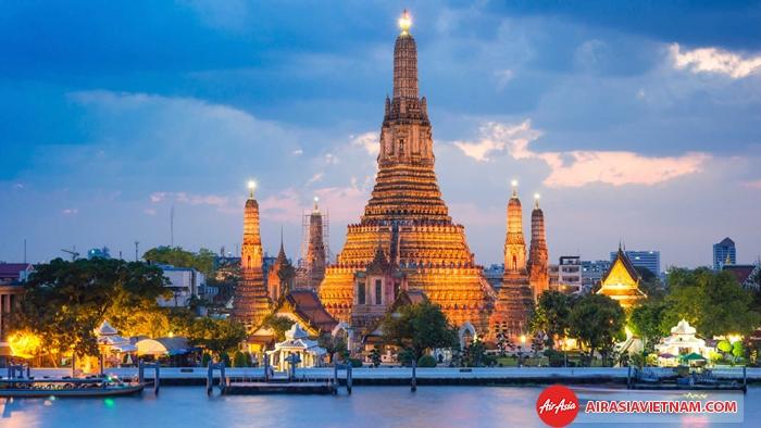 Thái Lan - xứ sở chùa tháp