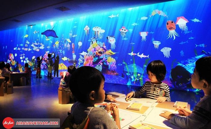 Bảo tàng siêu công nghệ Mori