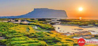 Du lịch đảo Jeju Hàn Quốc – Hòn đảo thiên đường