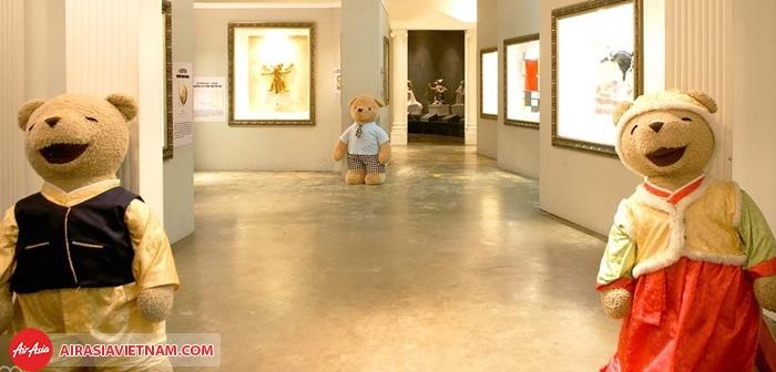 Bảo tàng gấu bông Teddy