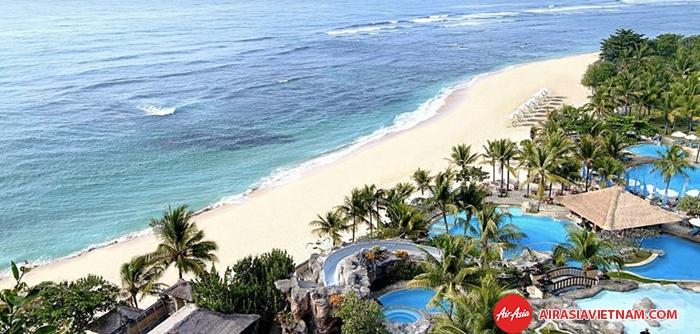 1 góc resort ở Nusa Dua