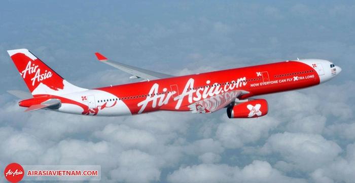 Chuyến bay Phú Quốc-Kuala Lumpur của AirAsia chính thức cất cánh