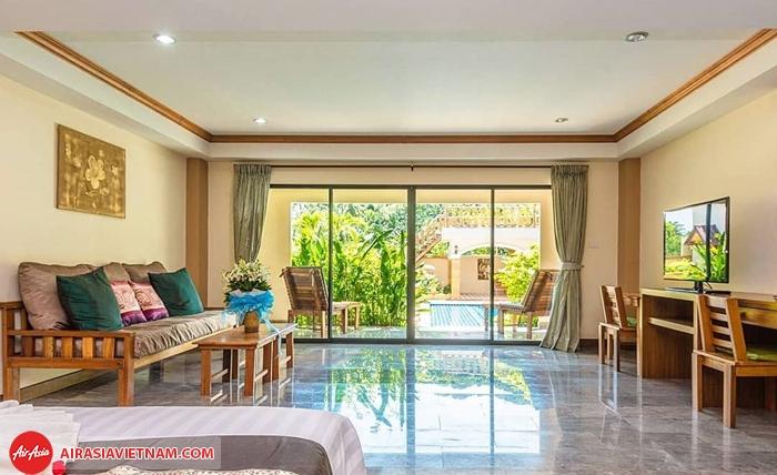 Phuket có rất nhiều nhà nghỉ, khách sạn đẹp