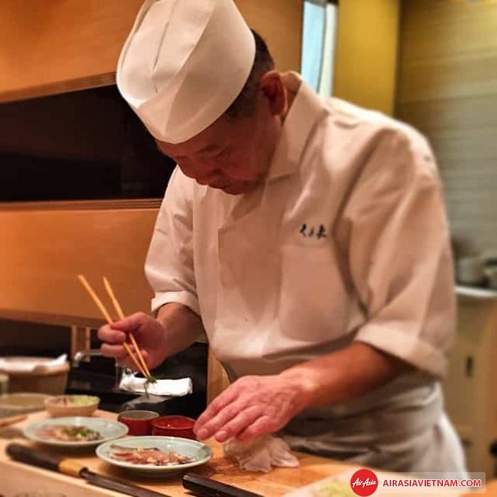 Kyubey vẫn luôn là một nhà hàng nổi tiếng khắp nước Nhật