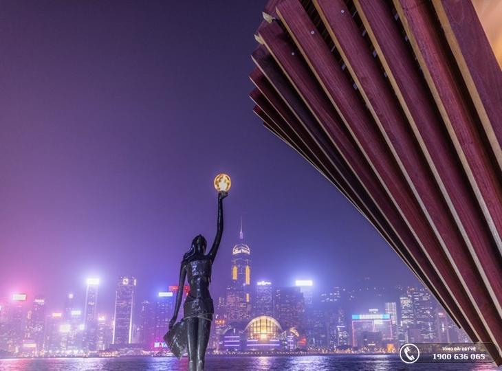 Đại lộ Ngôi sao tại Hong Kong mở cửa đón khách