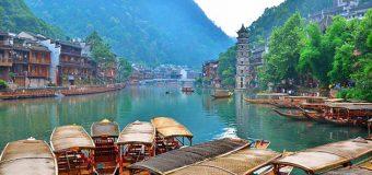 5 thị trấn Trung Quốc sở hữu vẻ đẹp mãn nhãn