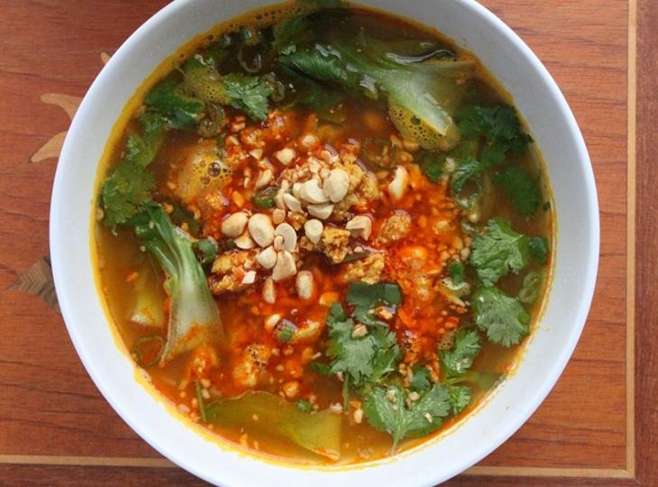 Khám phá ẩm thực Myanmar hấp dẫn du khách