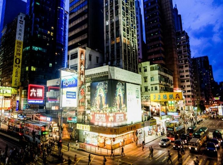 Những địa điểm vui chơi về đêm tại Hong Kong