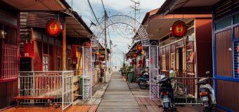 11 trải nghiệm thú vị tại George Town, Penang (p1)