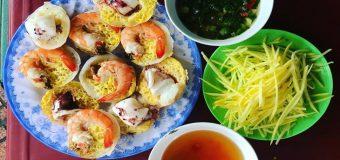 Các món ăn vặt cực hấp dẫn của Nha Trang