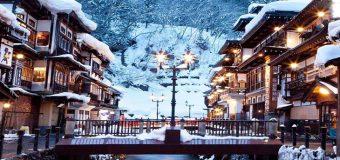 Khám phá các điểm đến ngắm tuyết ấn tượng của Châu Á