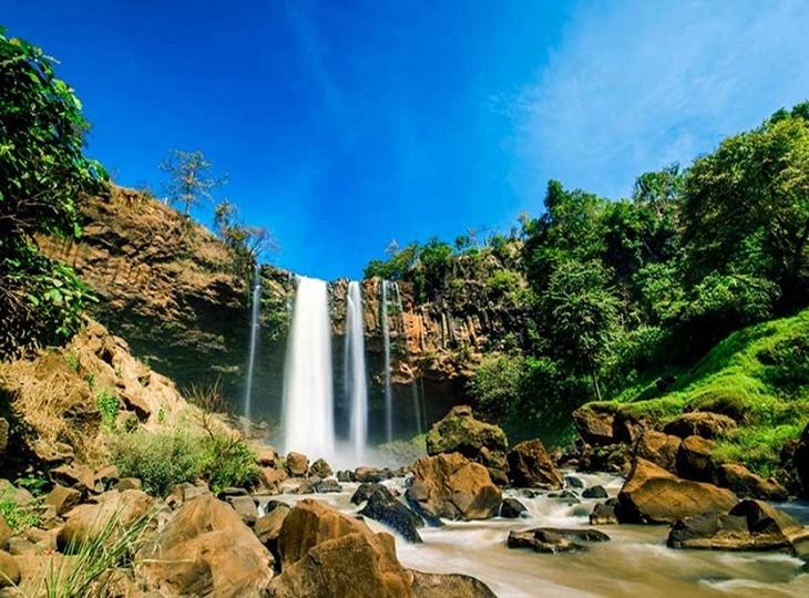 Khám phá 4 thác nước đẹp ấn tượng của Gia Lai
