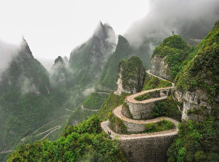 Khám phá những điểm đến thú vị tại Trương Gia Giới, Trung Quốc