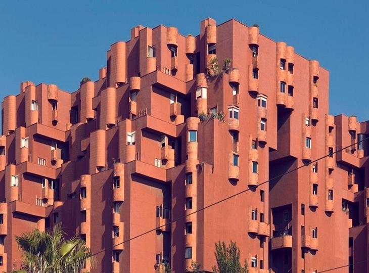 Walden 7 tòa nhà chung cư với thiết kế độc đáo của Tây Ban Nha