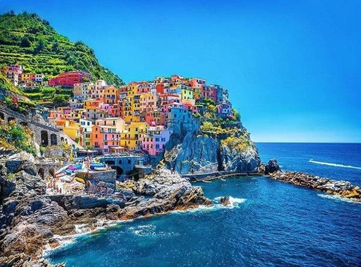Cinque Terre – vùng đất cổ tích ấn tượng của Ý