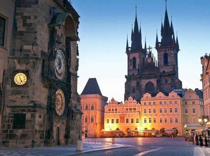 Kinh nghiệm du lịch Praha, Séc